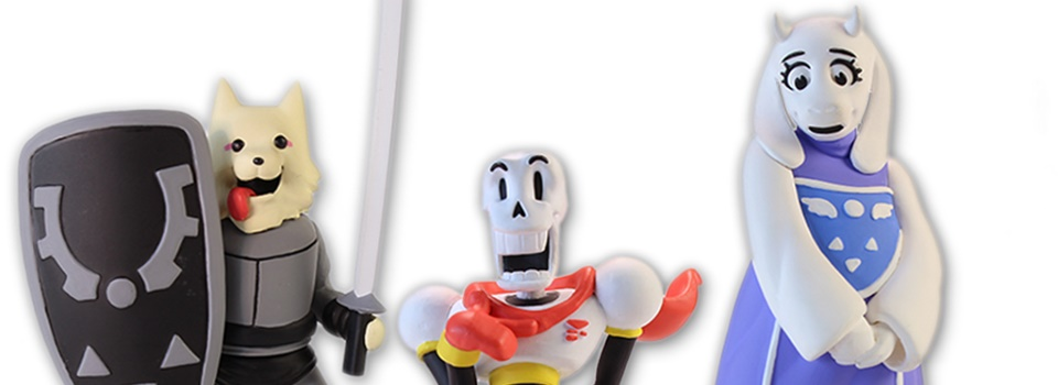 Undertale Figurine Trailer is Hilarious