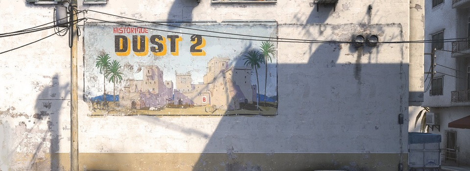 Classic Counter-Strike Map Dust2 Getting Remade