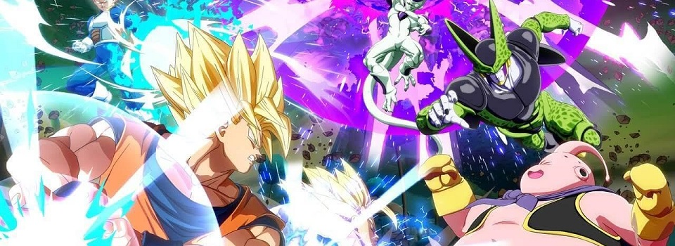Dragon Ball FighterZ Gets a Japanese Release Date