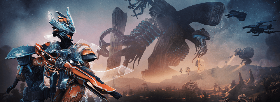 Warframe: The Planes of Eidolon Releases Today