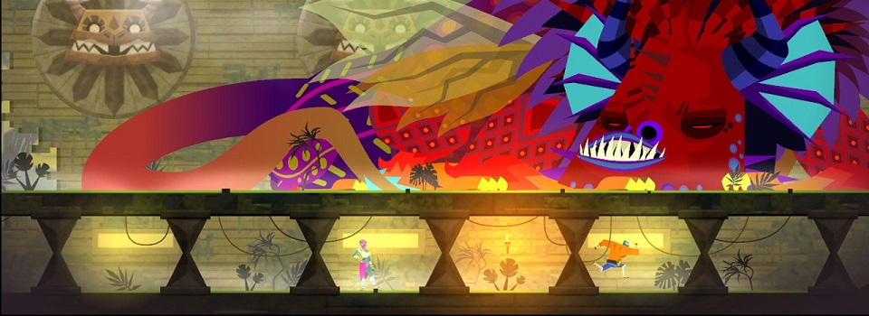 Guacamelee Series Announced for the Nintendo Switch, Available Now