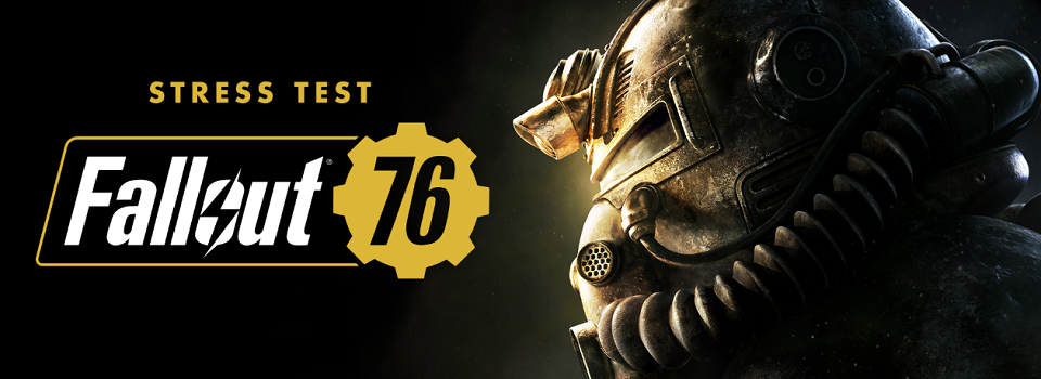 Select Xbox Players can Play Fallout 76 This Weekend in a Private Stress Test