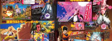 New Fighters Revealed for Dragonball FighterZ