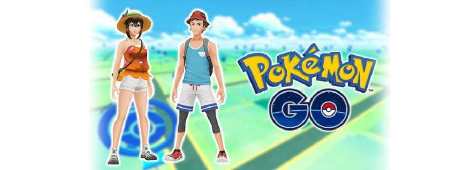 Pokemon Go Promoted Upcoming Game with Free Outfits