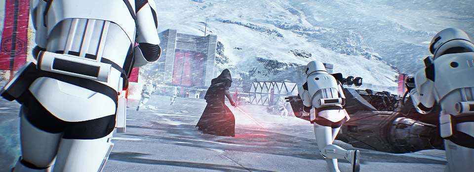 It Takes 40 Hours of Game Time to Unlock One Hero in Star Wars Battlefront II
