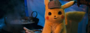The First Trailer for the Detective Pikachu Movie Drops