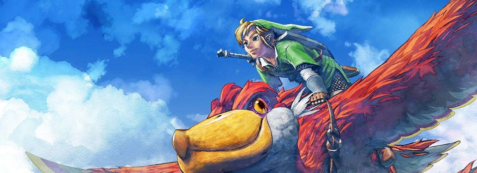 Nintendo Might be Working on Skyward Sword for the Switch