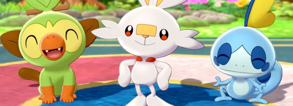 Pokemon Sword and Shield are the Most Average Pokemon Games Ever Made