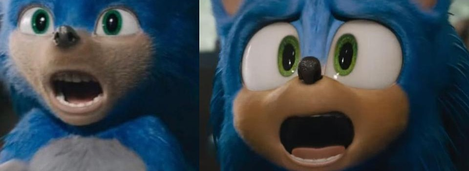 The Sonic Movie Looks a Lot Less Nightmare-ish.
