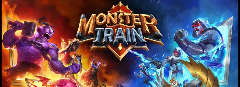 Monster Train is a Winning Combo of Deck Building and Tower Defense