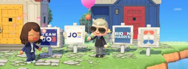 Nintendo Asks That You Please Not Make Animal Crossing Political