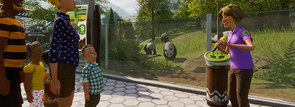 "Free ""Animal Talks"" Update Announced for Planet Zoo"