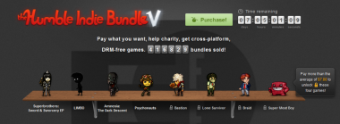 Humble Bundle Raises $50 million for Charity, $100 million for Developers