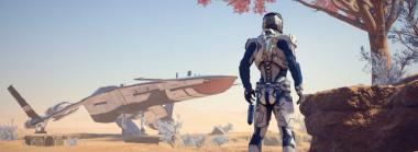 First Mass Effect Andromeda Gameplay Trailer Revealed