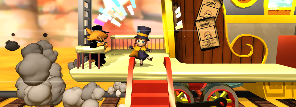 A Hat in Time Releases Early on the NA PlayStation Market