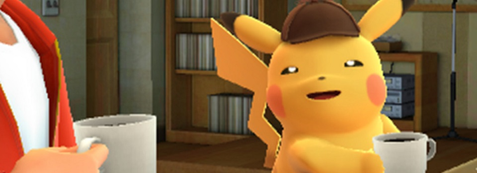 Ryan Reynolds to Play Detective Pikachu in Live-Action Pokemon Movie