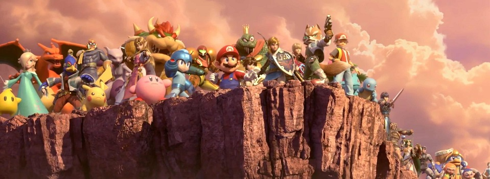 Super Smash Brothers is a Celebration of the Best Things in Video Games