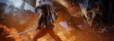 Geralt Comes to Kill Monsters in an Upcoming Monster Hunter: World Update