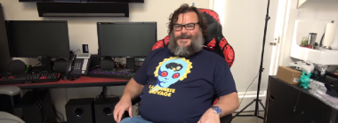 The Jack Black Family Launches a Gaming Channel on YouTube