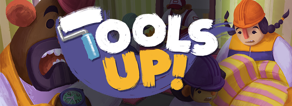 Tools Up! Review: Kinda Fun, Kinda Frustrating