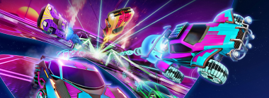 Rocket League Season 2 Tunes In to the EDM Scene
