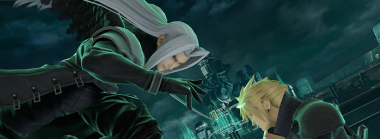 FF7's Sephiroth Revealed for Super Smash Bros Ultimate DLC