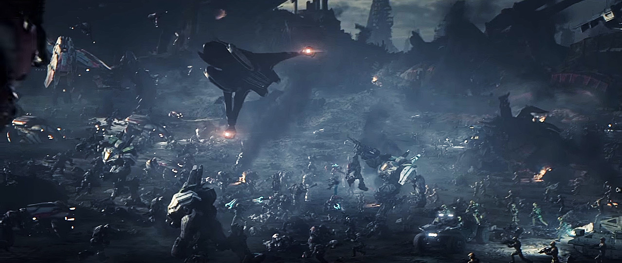Halo Wars 2 Announcement Trailer Revealed | Gaming News ...